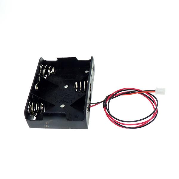 Externer Batteriehalter BH-3C für Soundbox