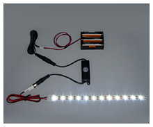 Batterie LED Strip