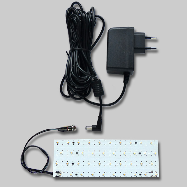 Minitop-LED board continuous lighting