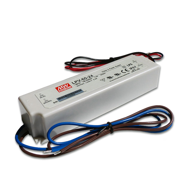 Switching Power Supply 24V/2,5A - IP67