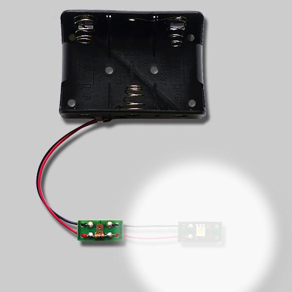 LED Batteriebeleuchtung