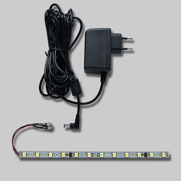 Top-LED's continuous lighting